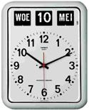 Henriklok datum klok