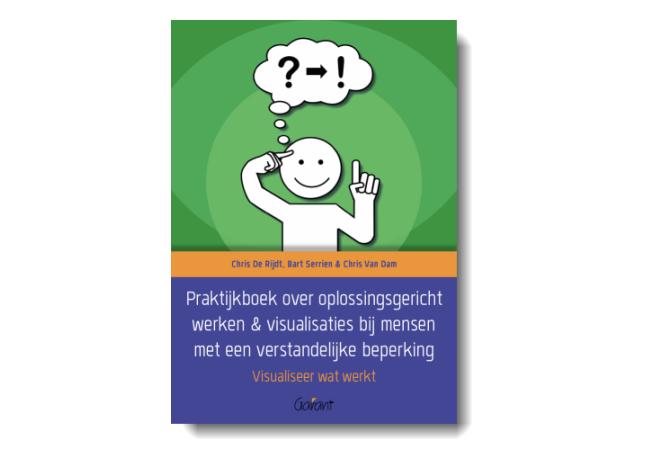 Praktijkboek over oplossingsgericht werken en visualisaties bij mensen met een verstandelijke beperking