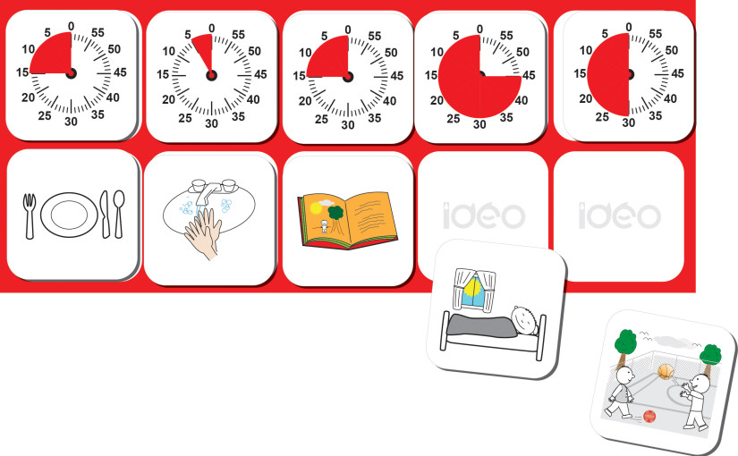 Time Timer Pictogram Kit