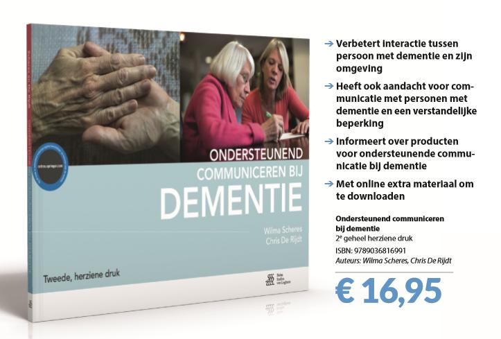 Ondersteunende communicatie bij personen met dementie