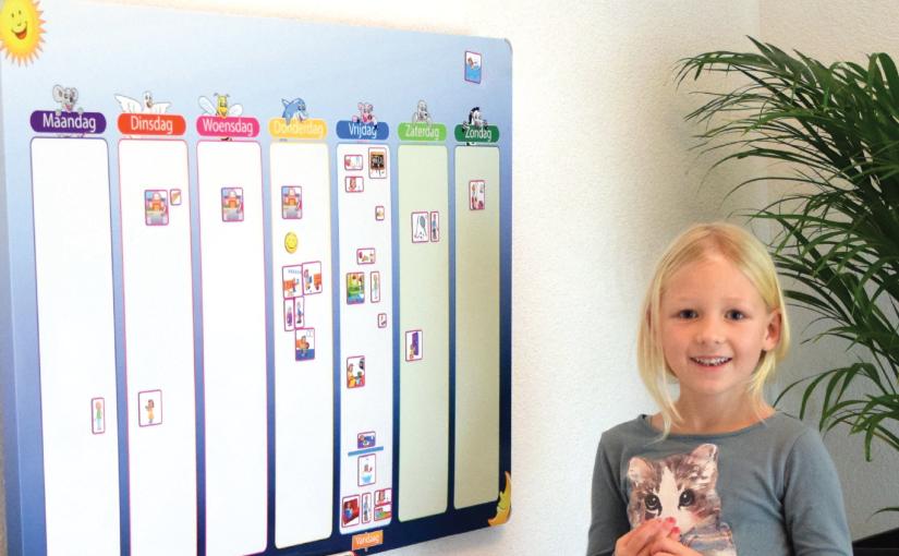Kinderplanborden