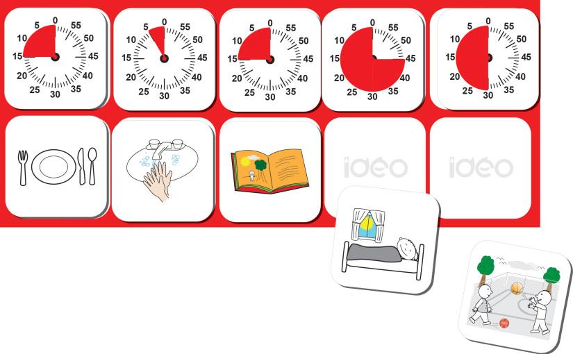 Time Timer Pictogram Kit